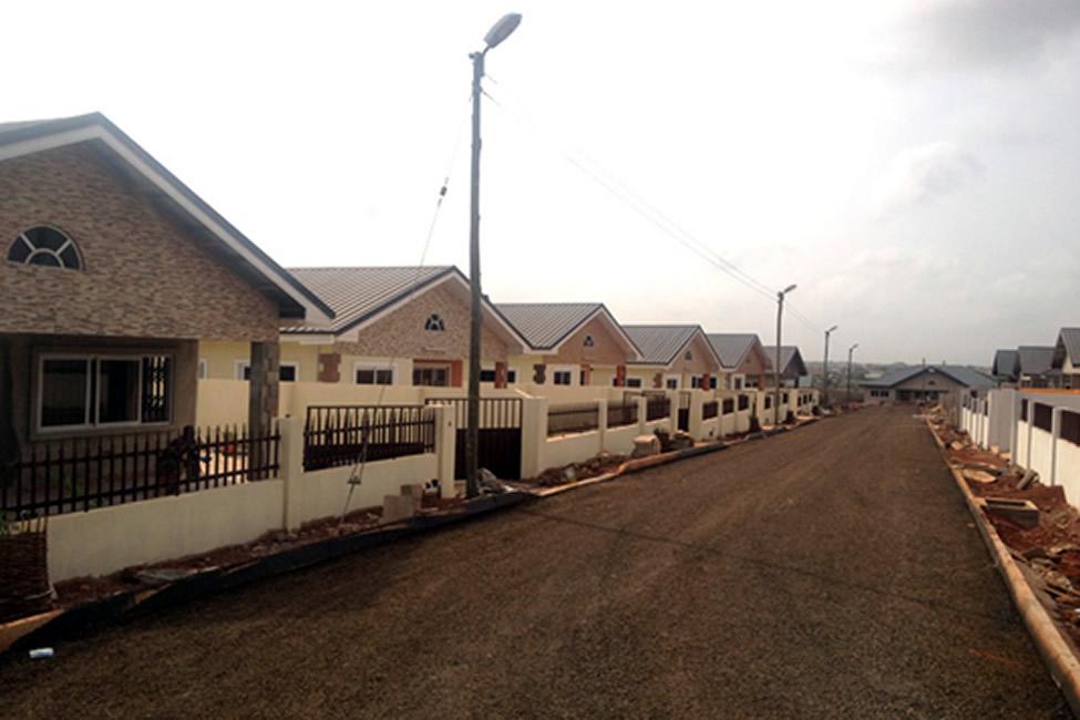 Rehoboth Courts Oyarifa